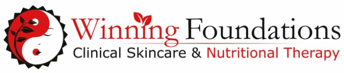 Winning Foundations Clinical Skincare & Nutritional Therapy Logo
